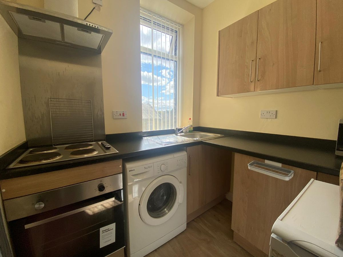 Flat 3,  Grape Street, Allerton, Bradford